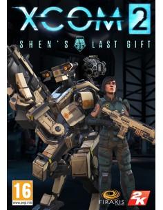 2k Games Act Key/xcom 2 - Shen's Last Gift Dlc 2k Games 810344 - 1