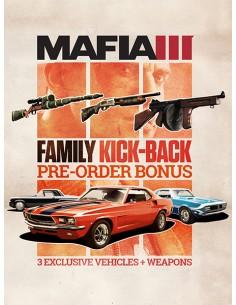 2K Mafia III Family Kick-Back PC Videopelin ladattava sisältö (DLC) 2k Games 819854 - 1