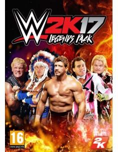 2K WWE 2K17 Legends Pack PC Videopelin ladattava sisältö (DLC) Englanti 2k Games 822487 - 1