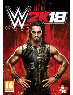2K WWE 2K18 PC Perus 2k Games 828259 - 1