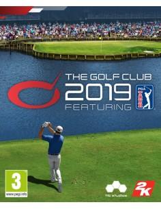 2K The Golf Club 2019 PC Perus 2k Games 843362 - 1