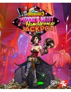 2K Borderlands 3: Moxxi's Heist Of The Handsome Jackpot Videopelin ladattava sisältö (DLC) PC 2k Games 858710 - 1