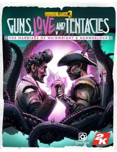2K Borderlands 3: Guns, Love, and Tentacles Videopelin ladattava sisältö (DLC) PC 2k Games 858756 - 1