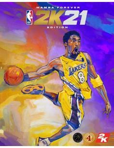 2K NBA 2K21 Mamba Forever Edition PC Erikois 2k Games 860332 - 1
