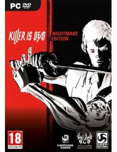 Deep Silver Killer Is Dead Nightmare Edition PC Perus Deep Silver 777850 - 1