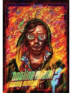 Devolver Digital Act Key/hotline Miami 2 Wong Number Devolver Digital 791470 - 1