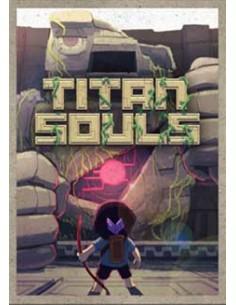 Devolver Digital Titan Souls PC Perus Devolver Digital 792968 - 1