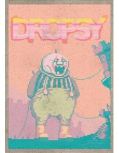 Devolver Digital Dropsy PC/Mac/Linux Perus Devolver Digital 800277 - 1