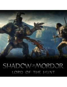 Warner Bros Middle-earth: Shadow of Mordor - Lord The Hunt (DLC), PC Videopelin ladattava sisältö (DLC) Englanti Warner 789687 -
