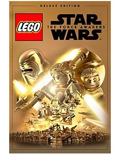 Warner Act Key/lego Starwars:t Force Awaks-dlxp Warner 806942 - 1