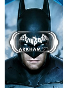 Warner Act Key/batman Arkham Vr Warner 823209 - 1