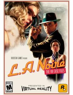 Rockstar Games L.A. Noire: The VR Case Files PC Perus Monikielinen Rockstar Games 830942 - 1