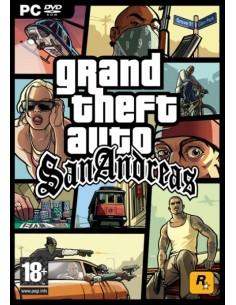 Rockstar Games Grand Theft Auto: San Andreas, PC Perus Rockstar Games 857655 - 1