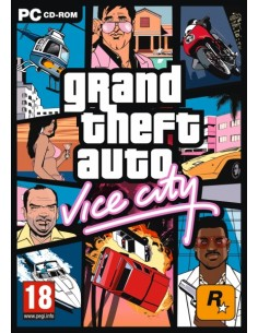 Rockstar Games Act Key/grand Theft Auto: Vice City Rockstar Games 857665 - 1