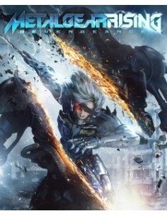Konami Metal Gear Rising: Revengeance PC/Mac Perus Monikielinen Konami 807821 - 1