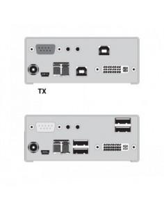 Black Box Blackbox Fibre Dkm Compact Extender Kits - Mm:800m, Black Box ACX1K-14AHS-SM - 1