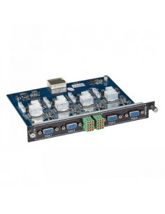 Black Box Blackbox Modular Video Matrix Switcher - Input Card, 4 Black Box AVS-4I-VGA - 1