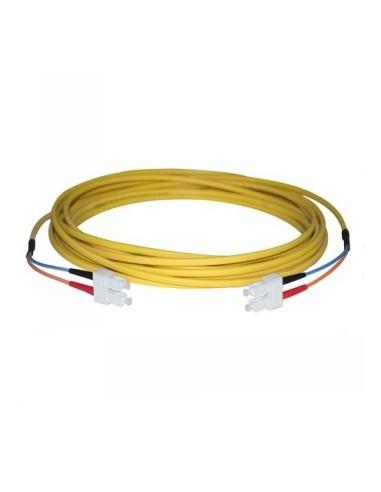 Black Box Blackbox Fo Os1/2 Single-mode Patch Cables Lszh Black Box EFE081-005M-R - 1