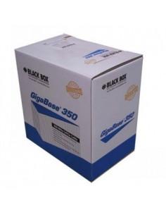Black Box Blackbox Gigabase® Cat5e 350mhz Utp Lszh Bulk Cable - Black Box EYNLS5E44AW-PB-1000 - 1