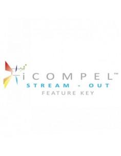 Black Box Blackbox Icompel Stream-out Feature Key Black Box ICOMP-OUT - 1