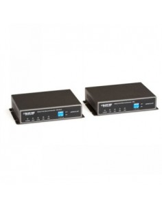 Black Box Blackbox Vdsl2 Poe Ethernet Extender Kit, Pse - Kit, 4 Black Box LBPS01A-KIT - 1