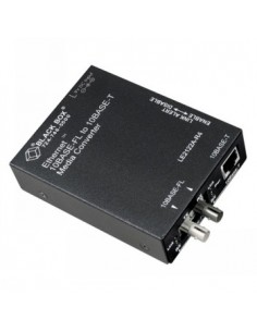 Black Box Blackbox Autocross Media Converter, 10base-t To Black Box LE2122A-R4 - 1