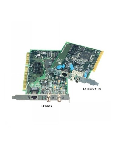 Black Box Blackbox Pci Fibre Adapter - 100base-fx, Multimode, St Black Box LH1350C-ST-R4 - 1
