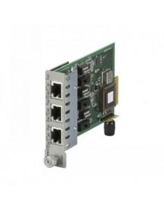Black Box Blackbox Conversion Module - 100basetx, (2) Black Box LMC3043C - 1