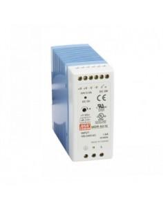 Black Box Blackbox Din Rail Power Supplies - 12vdc, 60w Black Box MDR-60-12 - 1