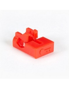 Black Box Blackbox Lockport™ Secure Fibre Port Locks - Red, Black Box PL-LC-RD-25PAK - 1