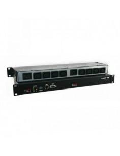 Black Box Blackbox Power Switch Twin 32 Master - Uk, 8 Ports Black Box PSE538MA-UK - 1