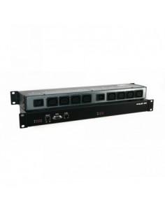 Black Box Blackbox Power Switch Ng - Europe (schuko), 8 Ports Black Box PSE558MA-EU - 1