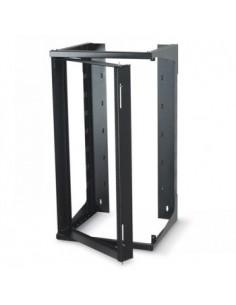 Black Box Blackbox Wall Frame - M6 Rails, 25u Black Box RM080A-R3-M6 - 1