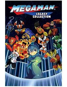 Capcom Mega Man Legacy Collection PC Perus Monikielinen Capcom 799305 - 1