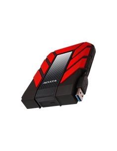 ADATA HD710 Pro ulkoinen kovalevy 1000 GB Musta, Punainen Adata AHD710P-1TU31-CRD - 1