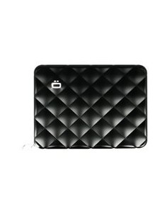 OÌ gon Designs ögon Quilted Passport Wallet Black ögon Designs QP_BLACK - 1