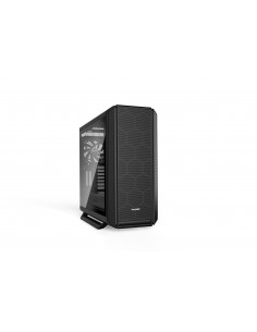 be quiet! Silent Base 802 Window Black Midi Tower Musta Be Quiet! BGW39 - 1