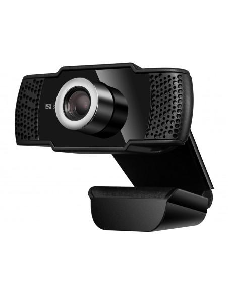 Sandberg 333-97 webbkameror 640 x 480 pixlar USB 2.0 Svart Sandberg 333-97 - 1