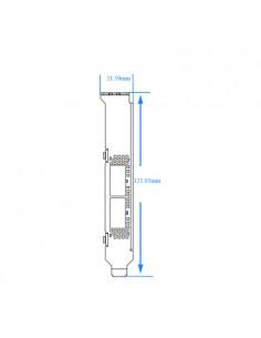 Mellanox Technologies MTM010641 kaapelin lisätarvike Kaapelisovitin Mellanox Hw MTM010641 - 1
