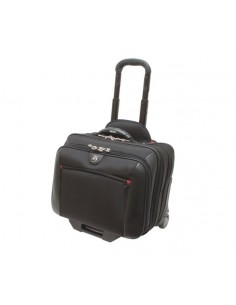 "Wenger/SwissGear Potomac 17"" Trolley case Musta Wenger Sa 600661 - 1"