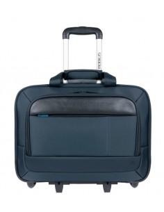 """Mobilis Executive 3 laukku kannettavalle tietokoneelle 40,6 cm (16"""") Trolley case Musta, Sininen Mobilis 005036 - 1"""