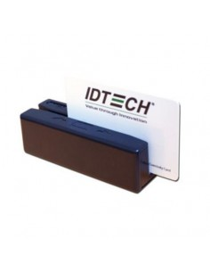 ID TECH SecureMag magneettikortinlukija USB Musta Id Tech IDRE-334133B - 1