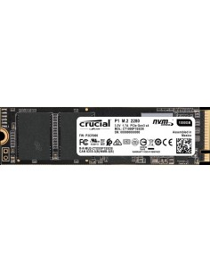 Micron Crucial P1 1 Tb 3d M.2 Ssd Int Nvme Pcie - Tray Micron CT1000P1SSD8T - 1