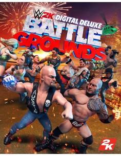 2K WWE Battlegrounds Digital Deluxe Edition PC Monikielinen 2k Games 861237 - 1