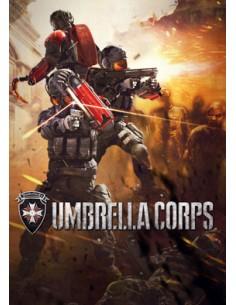 Capcom Umbrella Corps PC Perus Englanti Capcom 809586 - 1