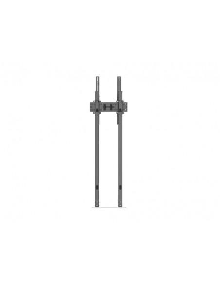 "Multibrackets M Dual Pole Floormount Pro 65""-90"" Multibrackets 7350073738953 - 4"