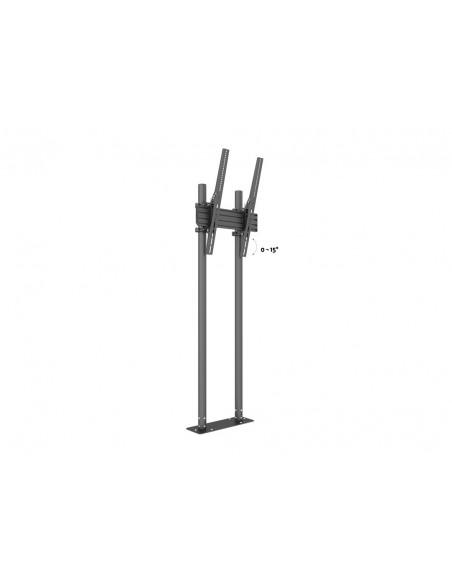"""Multibrackets 8953 kyltin näyttökiinnike 2.29 m (90"""") Musta Multibrackets 7350073738953 - 8"""