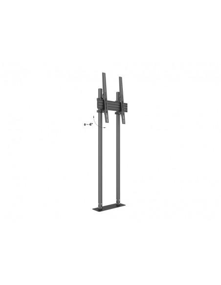 """Multibrackets 8953 kyltin näyttökiinnike 2.29 m (90"""") Musta Multibrackets 7350073738953 - 9"""