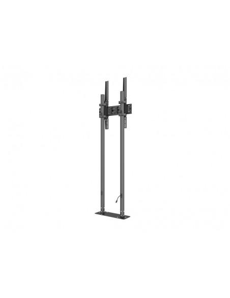 """Multibrackets 8953 kyltin näyttökiinnike 2.29 m (90"""") Musta Multibrackets 7350073738953 - 10"""