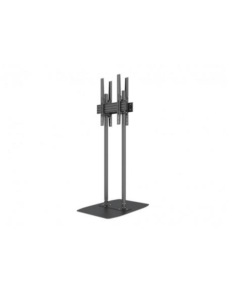 "Multibrackets M Dual Pole Floorbase Pro B2B 65""-90"" Multibrackets 7350073738984 - 3"